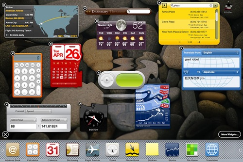 widgets-on-desktop