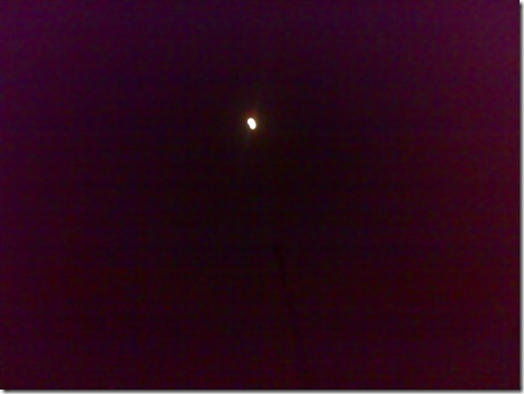 正月十五的月亮